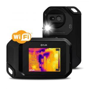 Termocamera FLIR C3 – La nuova termocamera tascabile FLIR!